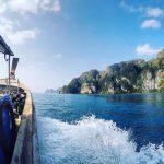 Longtail Rental Phi Phi diving thailand
