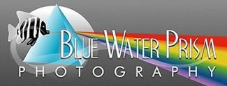 Blue Water Prism Photography