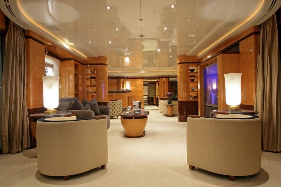 Lady Lola Yacht Charter Oceanco Luxury Yacht
