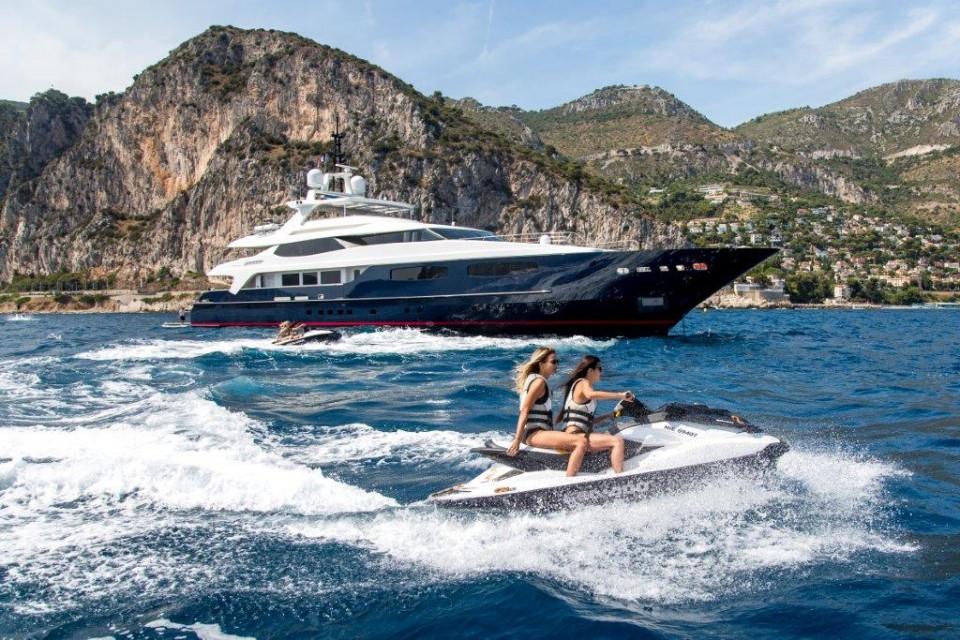 Mischief Yacht Charter Baglietto Luxury Yacht