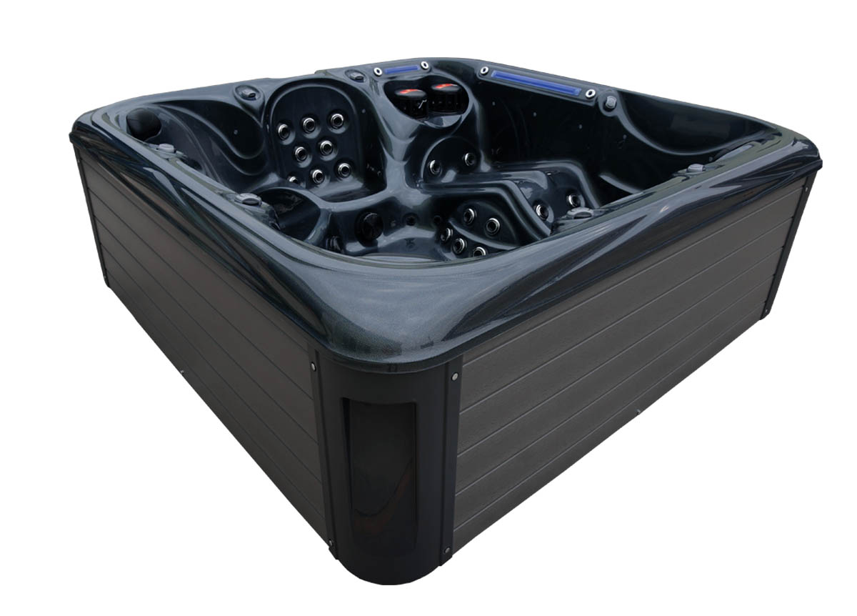 Union Bay Hot Tub, Luxury 6-Person Spa For Sale|Blue Whale Spa