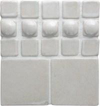 Dome Handmade Ceramic Tile (1x1)