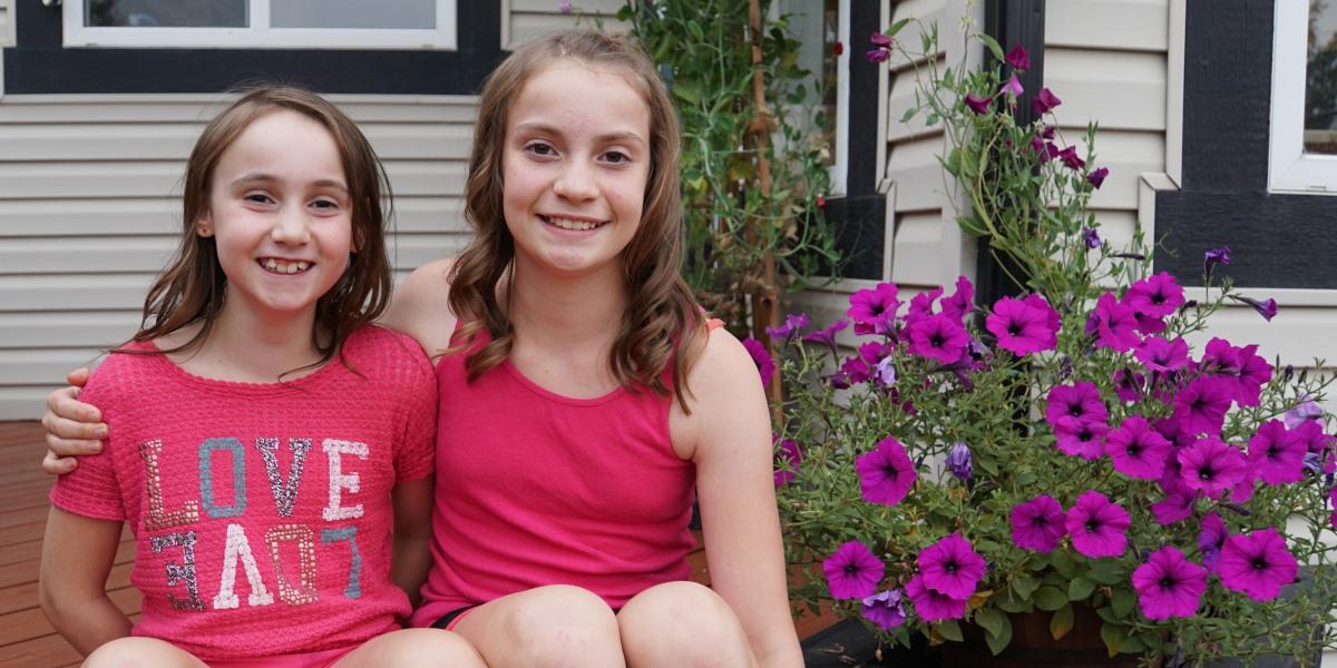 Sophie & Claire