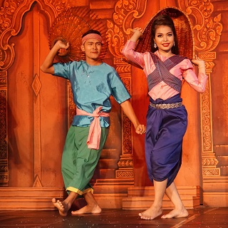 The power of the arts to heal is not lost on Cambodians