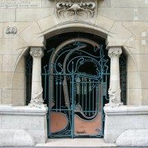 Castel Beranger Hector Guimard