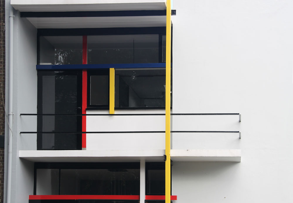 Images of Rietveld Schroder House by Gerrit Rietveld