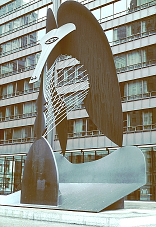 Images of Chicago Picasso 1967 Chicago Illinois by