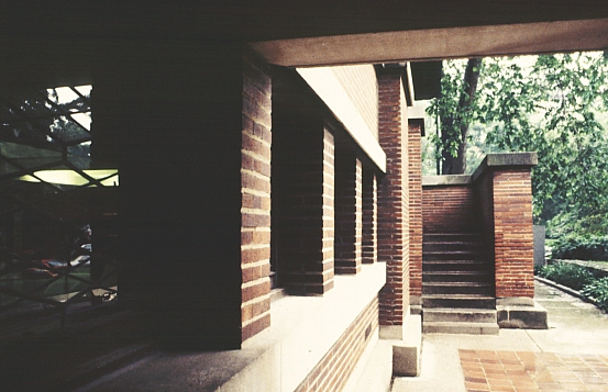 Images of Robie House by Frank Lloyd Wright