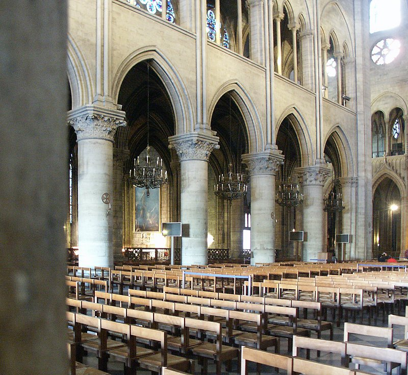 Images of Notre Dame Cathedral Paris France Digital Imaging Project Art historical images of