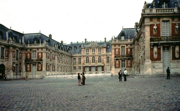Palace of Versailles Built