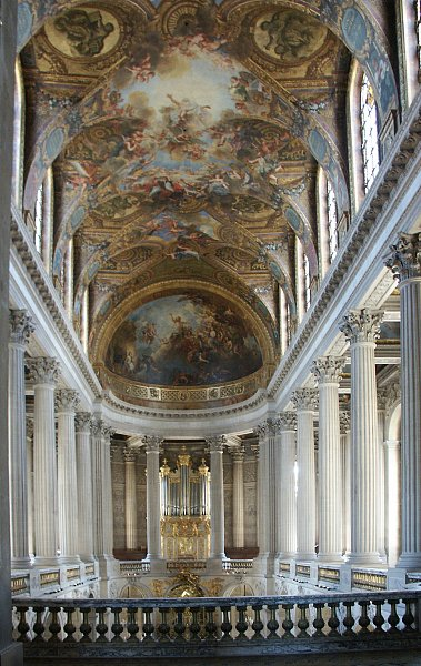 Images of Palace of Versailles Versailles France