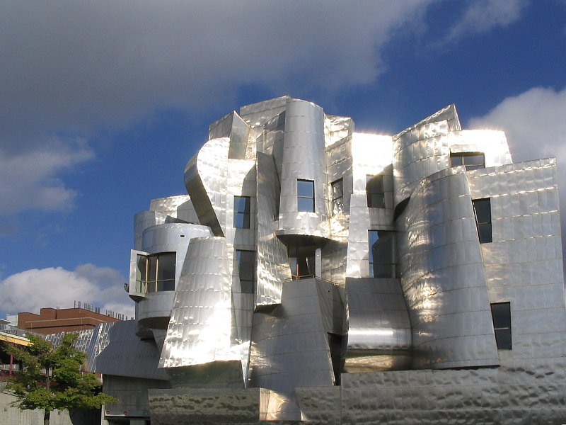 Images of Frederick R Weisman Museum by Frank Gehry