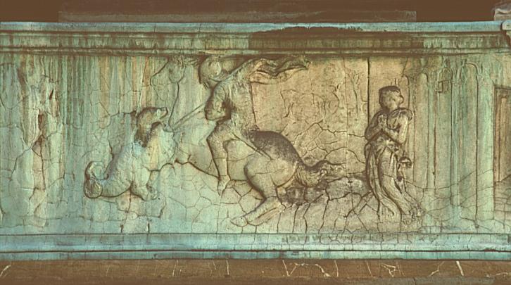 Images Of St George Donatello 1415 17 Digital Imaging