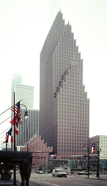 Images of the Republic Bank Center Bank of America Center