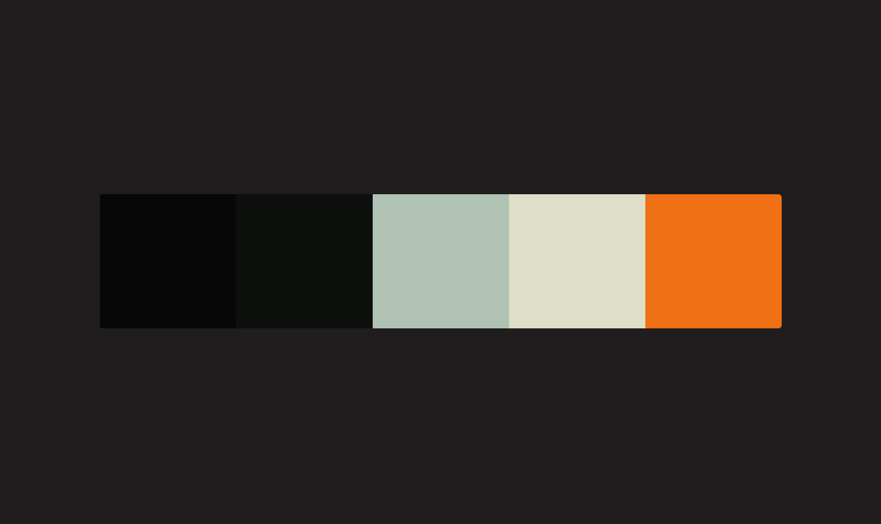 Color Swatch - Blugraphic
