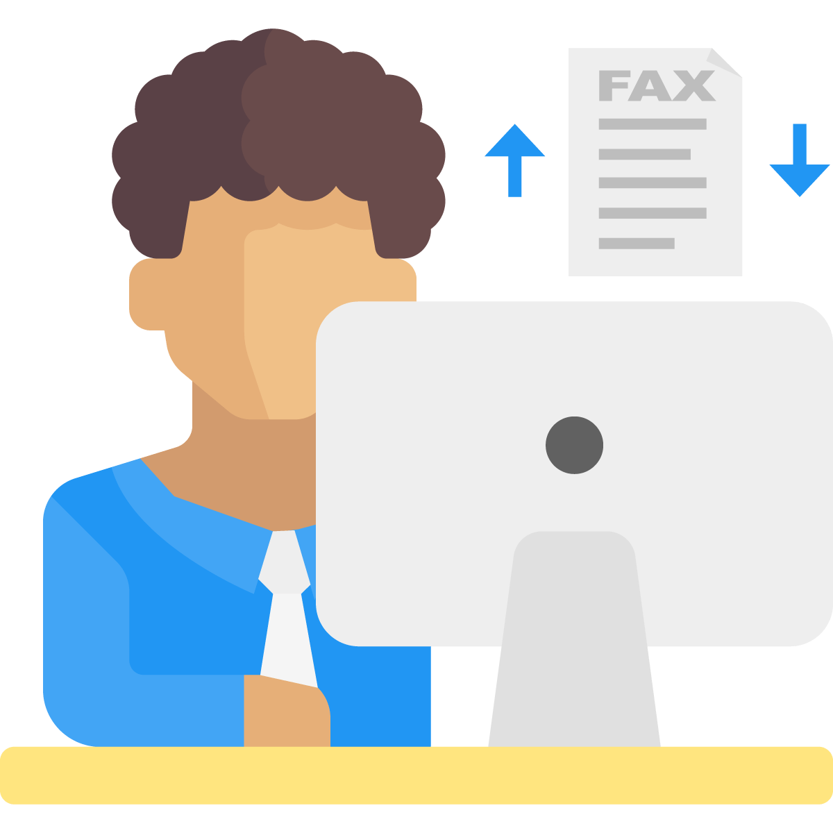 BluIP Virtual Fax - Send and Receive Fax Instantly