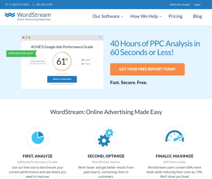wordstream-homepage