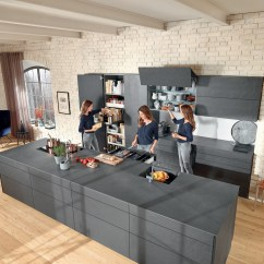 Blum Kitchen Bins Products Wide Sink Unit