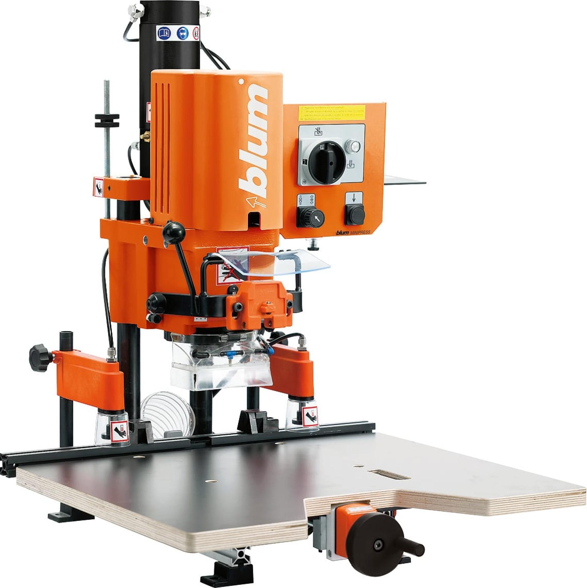 Blum Hinge Boring Machine Parts