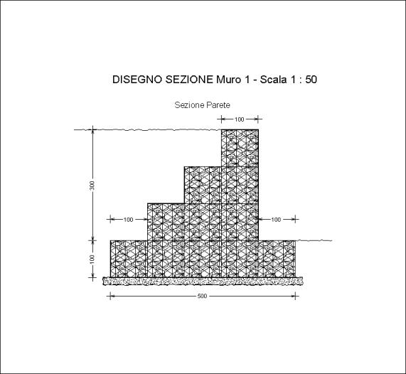 Software Progettazione e Disegno Armature Muri di sostegno