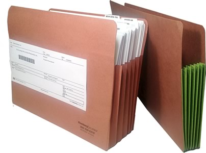 expandable file pockets and
