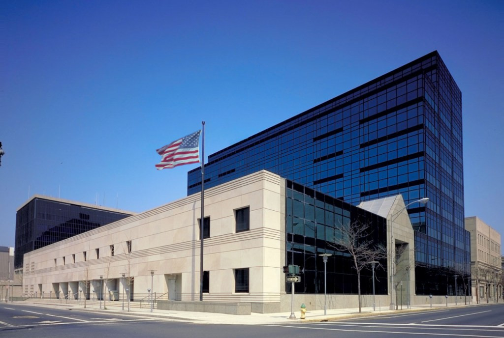Atlantic City Office Building exterior