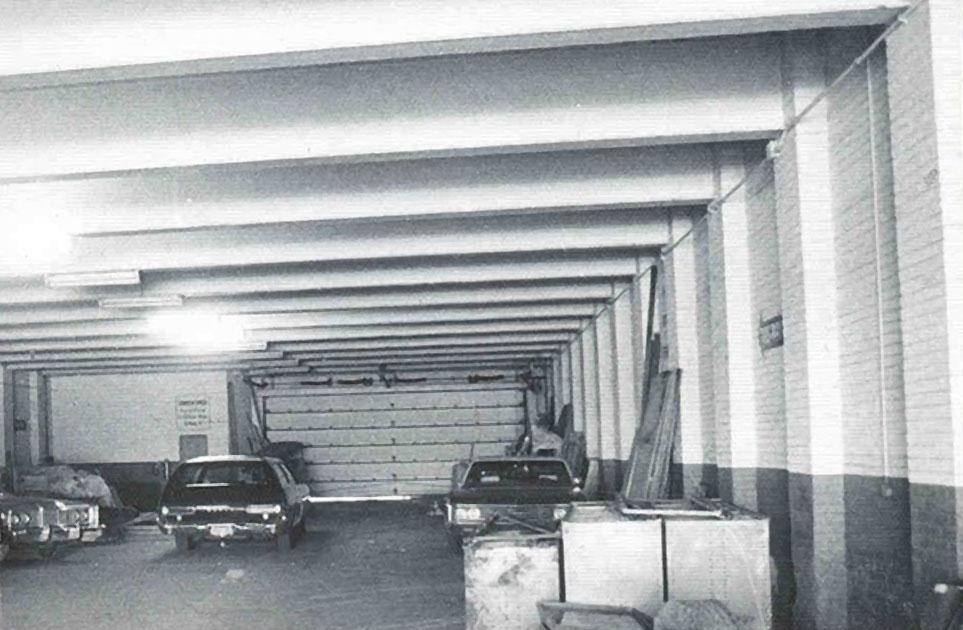 The Garage Raphel-Gordon family purchased