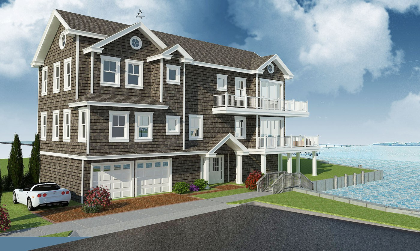 Bayfront Residence Somers Point exterior