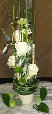 Blumenatelier Hammes  Blatt  Blte  BendorfSayn Blumenstrue Hochzeitsstrue