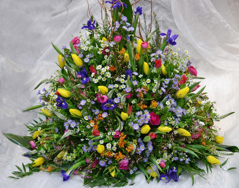 Trauerfloristik  Blumen de Clercq Aachen