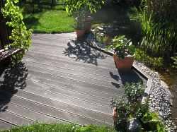 Holz Terrasse Bankirai Holz Für Terrasse Lärche Terrasse Hartholz