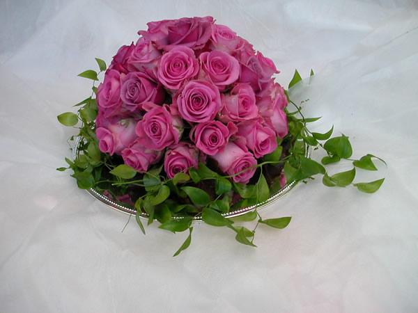 Kreativ gebunden und gesteckt  Blumen Gtlich