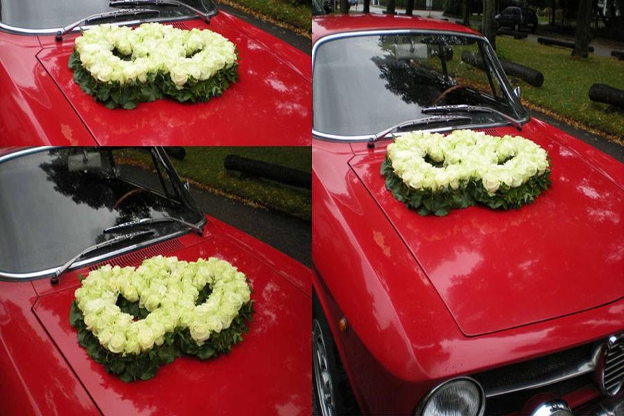 Hochzeitschmuck  BlumenHeller