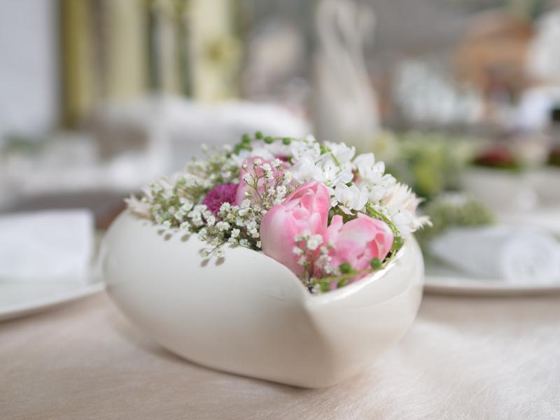 Blumen Fuer Auto Hochzeit