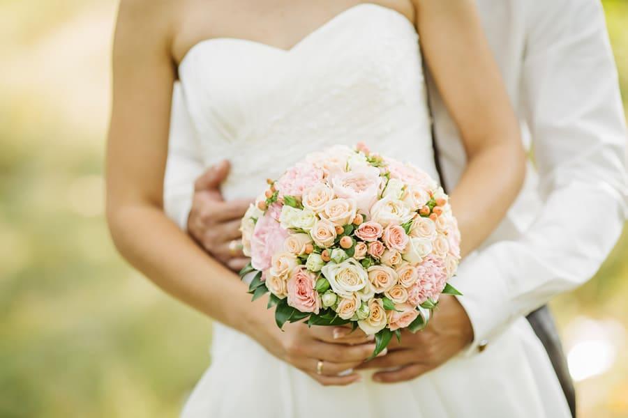 Blumen fr Ihre Hochzeit  Sag Ja zum Fest der Liebe