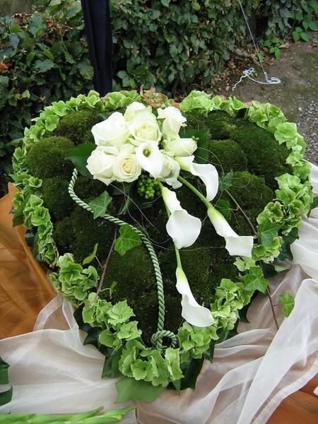 Blumen Menzel  Produktion von Zierpflanzen Floristik