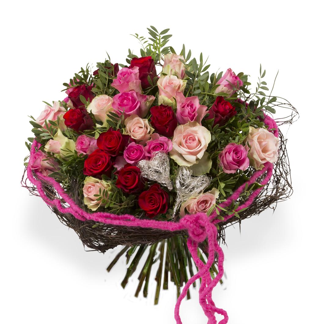Rosentraum  Blumenstrue  Blumenversand  Blumen Risse