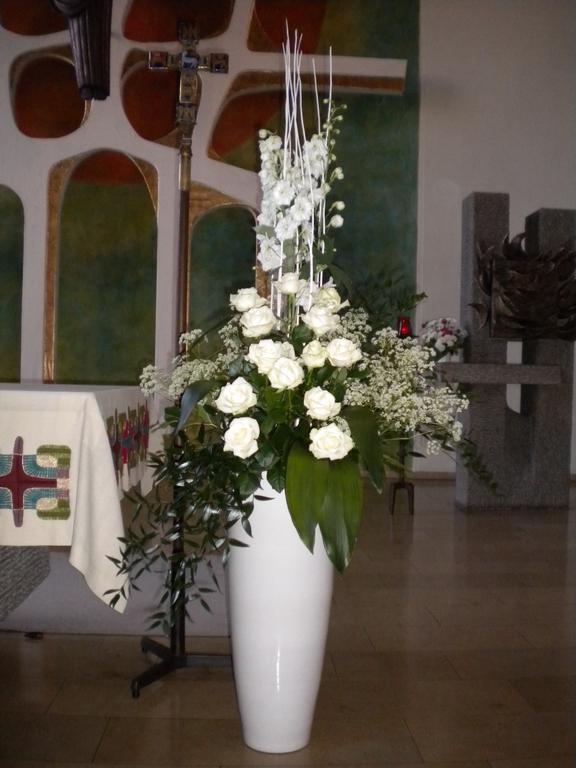 Dekoration von Rumen  Blumen wilheine Hannover