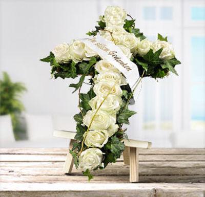 Blumenstrau Beerdigung