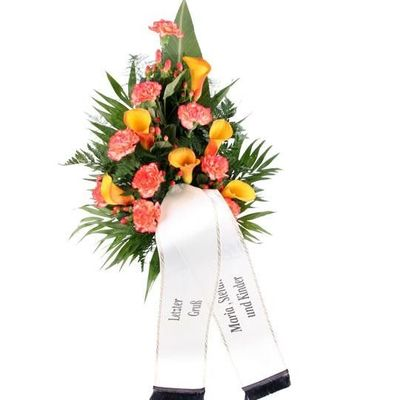 Blumenstrau PremiumTrauerstrau von Blumenfee auf Blumende