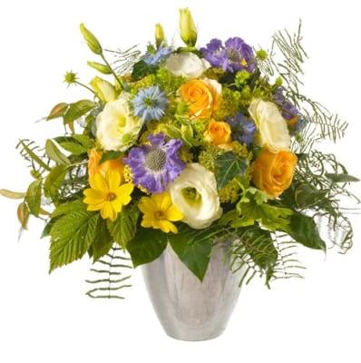Sommeridylle - Blumen Bergmann