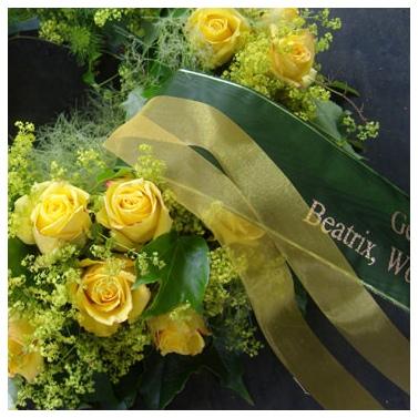 Trauerfloristik Trauerkrnze  Blumen Eder Rosenheim