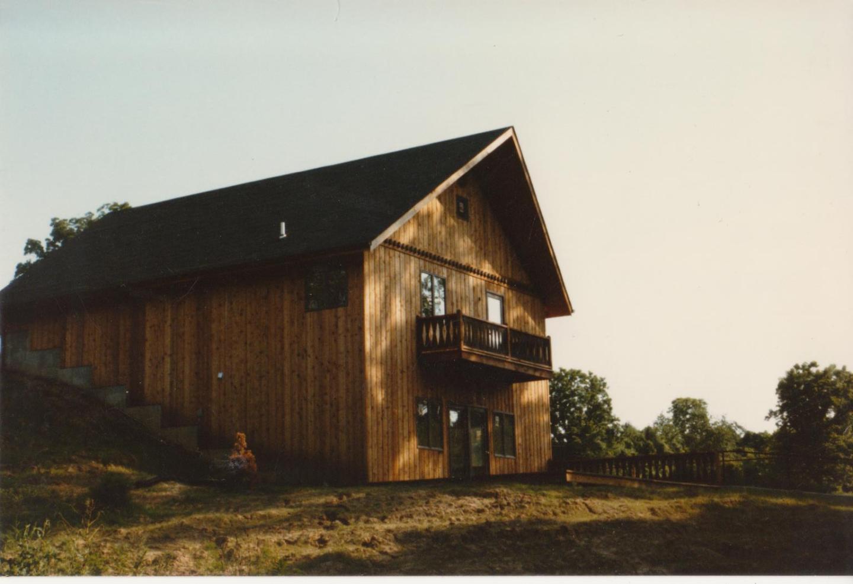 Blumenhof Winery July 1986
