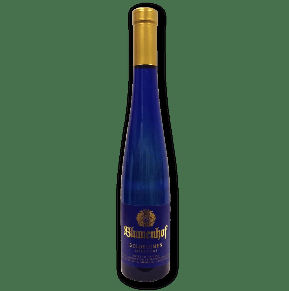 Goldblumen - Late Harvest Vidal at Blumenhof Winery