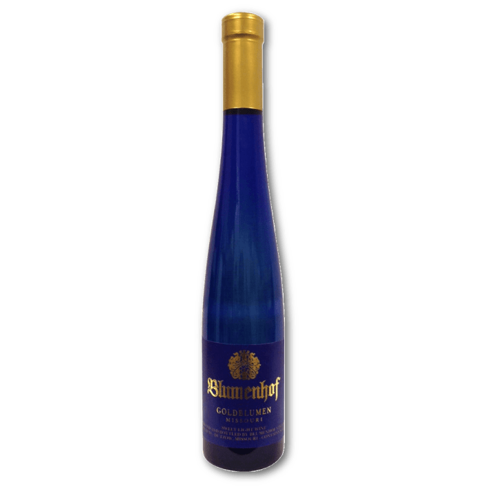 Goldblumen - Late Harvest Vidal at Blumenhof Winery