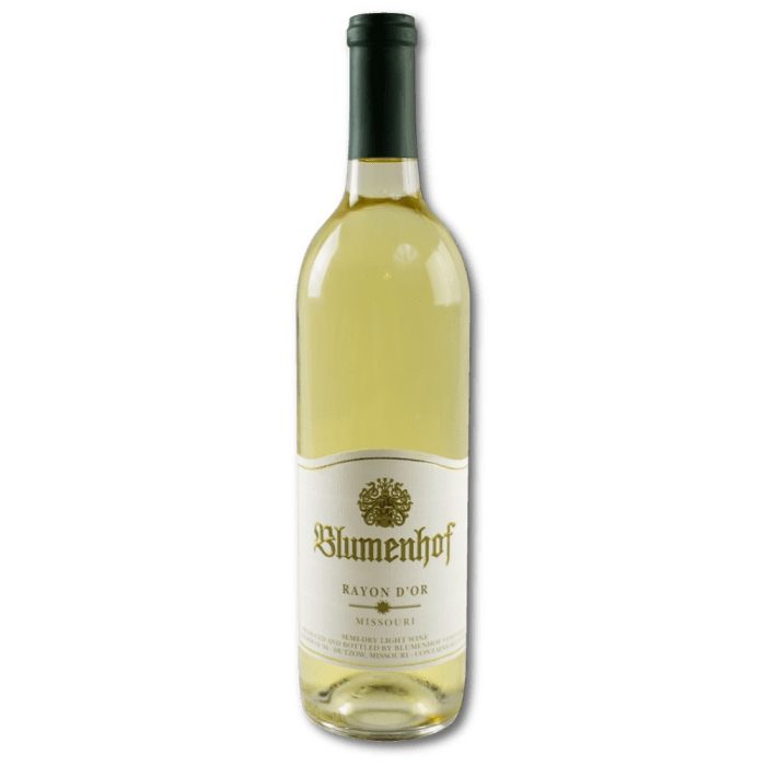 Rayon d'Or - Semi Dry White Blumenhof Winery