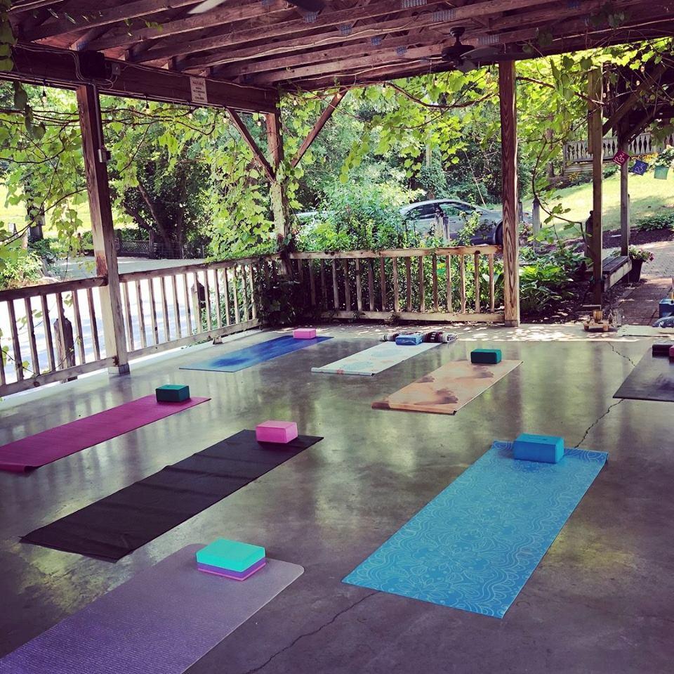 Yoga With Juli