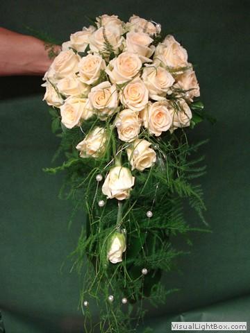 Blumen mit Stiel