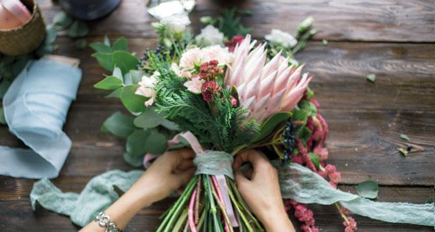 Blumen Online Bestellen Hochzeitstag