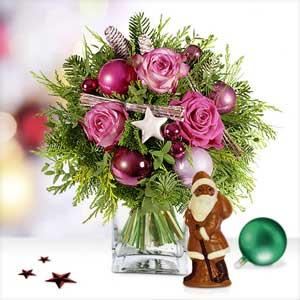 Blume2000 Weihnachtsblumen versenden